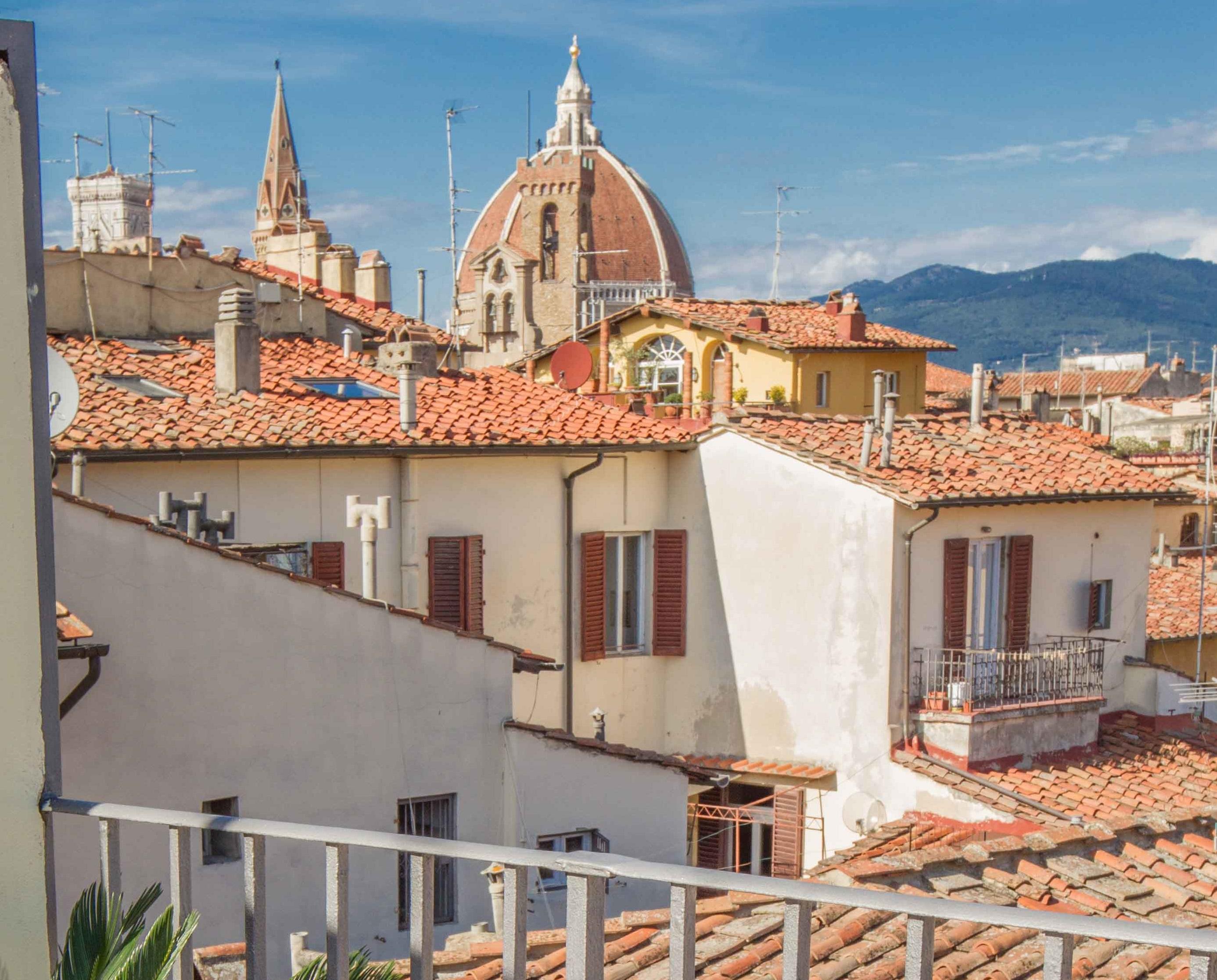 Appartamento la terrazza palazzo mellini - Finestra sul tetto ...